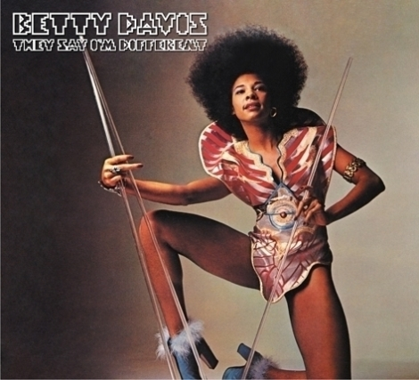 Betty Davis, They Say I'm Different (1974)