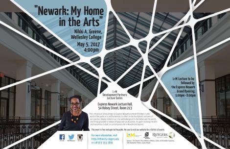 Nikki A. Greene - L+M Lecture Express Newark