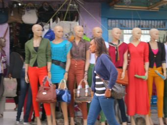 Addis FASHION! Photo by Nikki A. Greene.