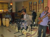 Jazz at the Jupiter International Hotel, Addis Ababa