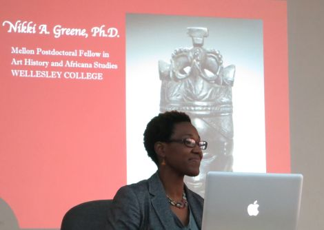 Teaching African Art at the Alle School of Fine Arts and Design