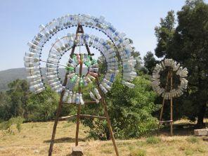 Work by Dawit Adnew. Netsa Art Village. Photo by Nikki A. Greene.