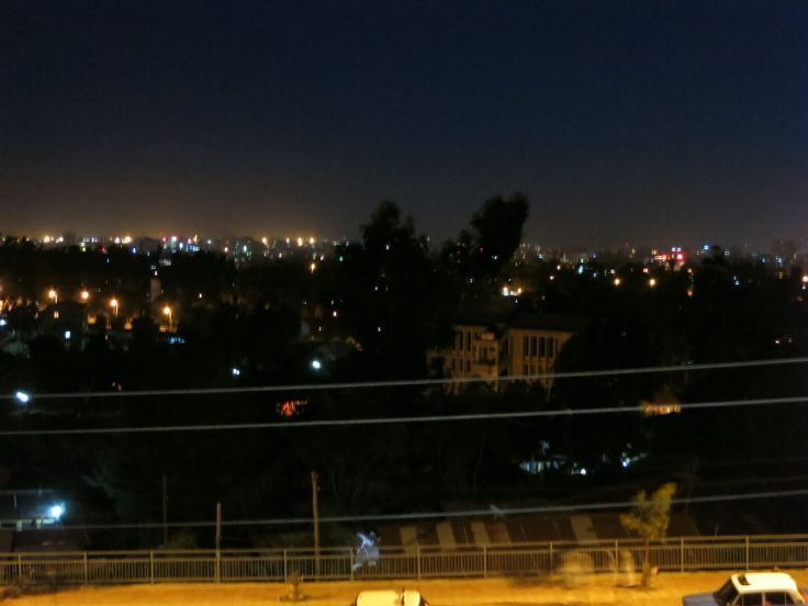 Good Night and Good Luck, Addis!