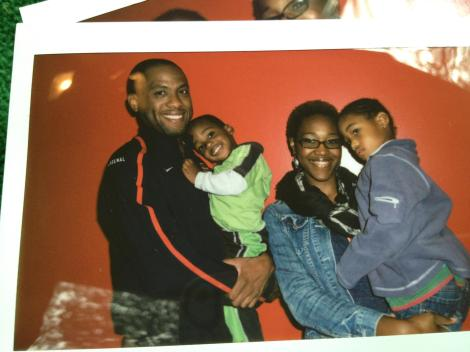 My family at the Davis Museum of Art, Wellesley College. Fall 2012.