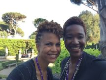 Dr. Ebony Coletu and Nikki A. Greene.