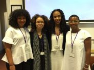 Autumn Womack, Ianna Hawkins Owen, Jasmine E. Johnson, Leigh Raifford
