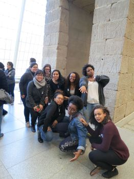 ARTH 264 @ THE METROPOLITAN MUSEUM OF ART. Spring 2015.