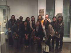 ARTH 264 @ THE MUSEUM OF FINE ARTS, BOSTON. Spring 2015.
