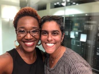 Greene and Chakrabarti @ Radio Boston
